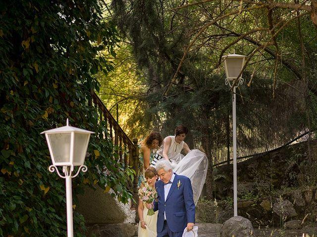 La boda de Daniel y Sandra en Navaluenga, Ávila 149