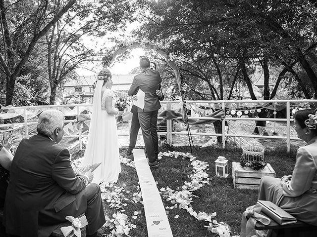 La boda de Daniel y Sandra en Navaluenga, Ávila 153