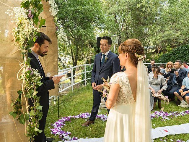 La boda de Daniel y Sandra en Navaluenga, Ávila 154
