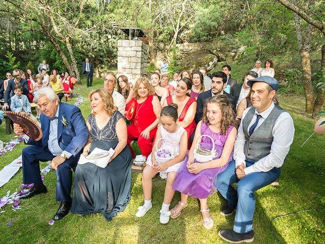 La boda de Daniel y Sandra en Navaluenga, Ávila 155