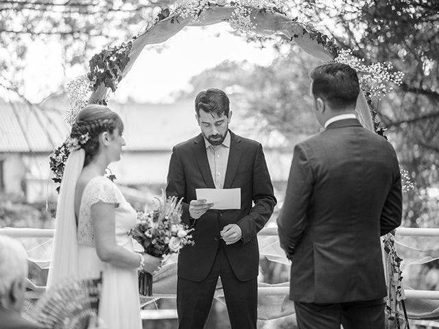 La boda de Daniel y Sandra en Navaluenga, Ávila 157