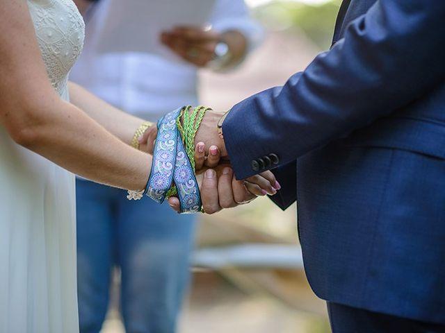 La boda de Daniel y Sandra en Navaluenga, Ávila 163