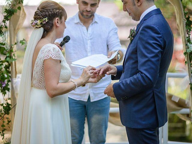 La boda de Daniel y Sandra en Navaluenga, Ávila 164