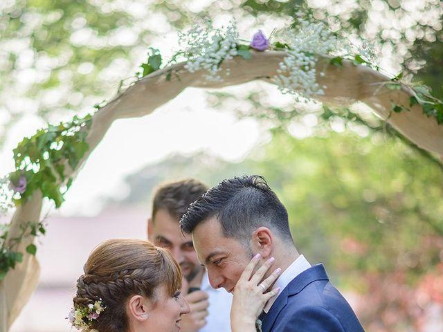La boda de Daniel y Sandra en Navaluenga, Ávila 167