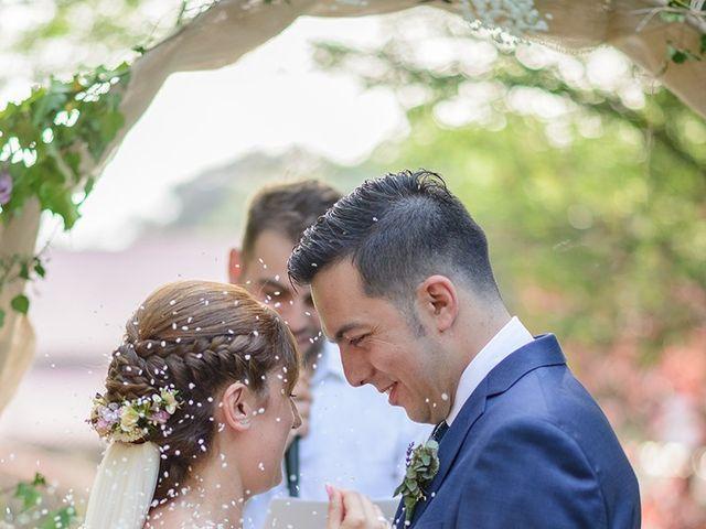 La boda de Daniel y Sandra en Navaluenga, Ávila 2