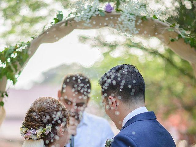 La boda de Daniel y Sandra en Navaluenga, Ávila 168