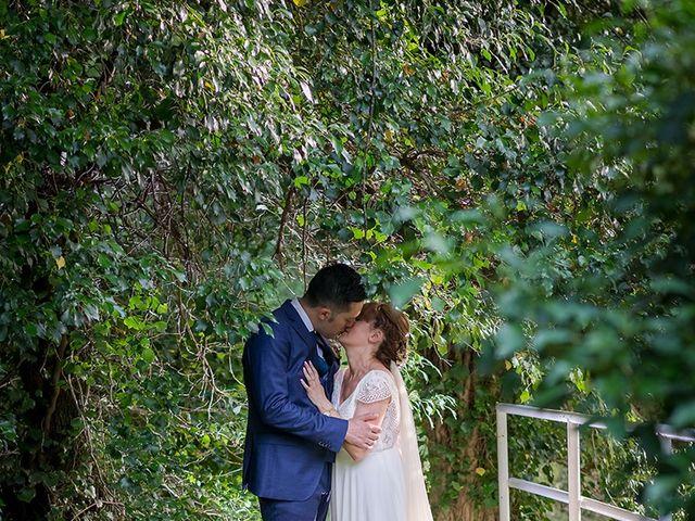 La boda de Daniel y Sandra en Navaluenga, Ávila 173