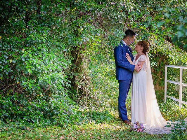 La boda de Daniel y Sandra en Navaluenga, Ávila 174