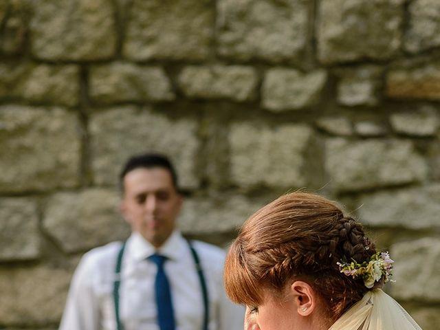 La boda de Daniel y Sandra en Navaluenga, Ávila 180