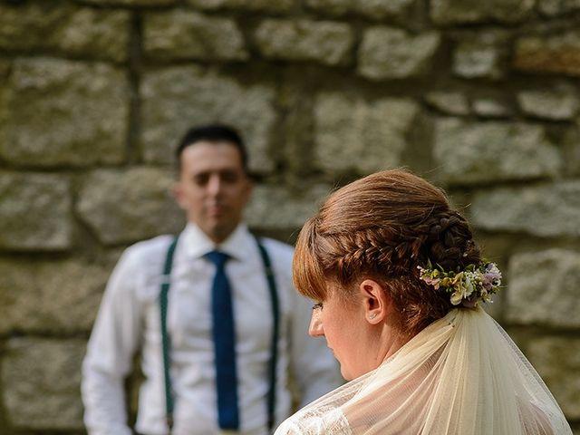 La boda de Daniel y Sandra en Navaluenga, Ávila 182