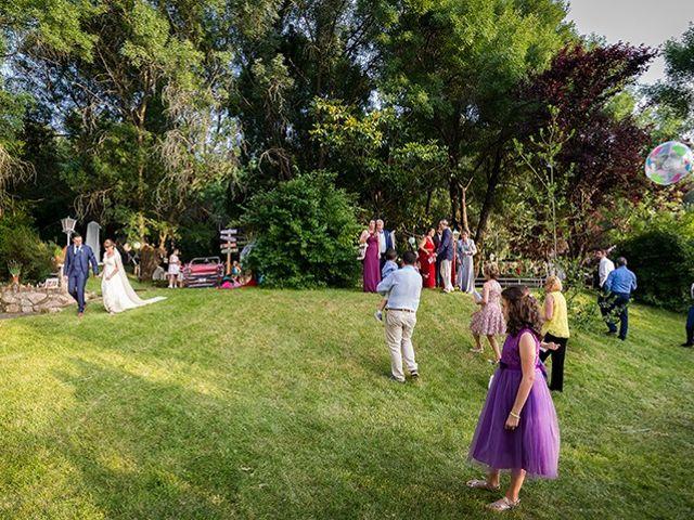 La boda de Daniel y Sandra en Navaluenga, Ávila 186