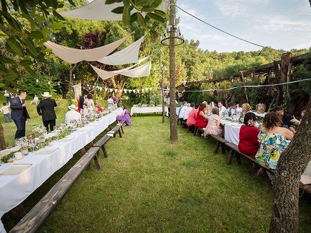 La boda de Daniel y Sandra en Navaluenga, Ávila 189
