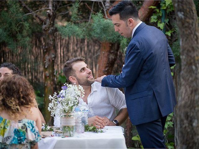 La boda de Daniel y Sandra en Navaluenga, Ávila 190