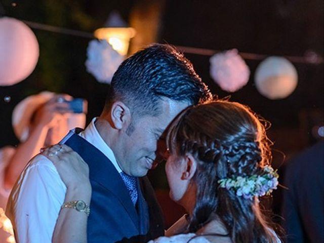 La boda de Daniel y Sandra en Navaluenga, Ávila 193