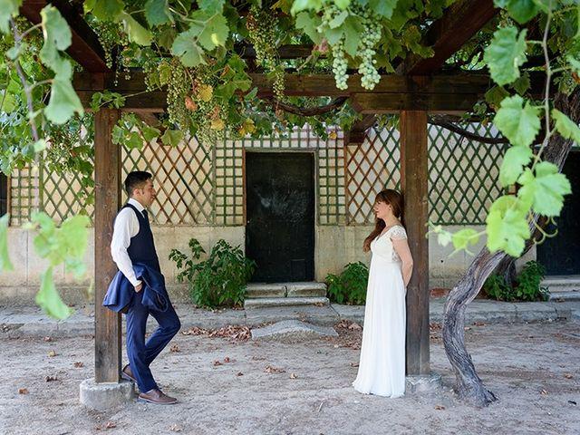 La boda de Daniel y Sandra en Navaluenga, Ávila 208