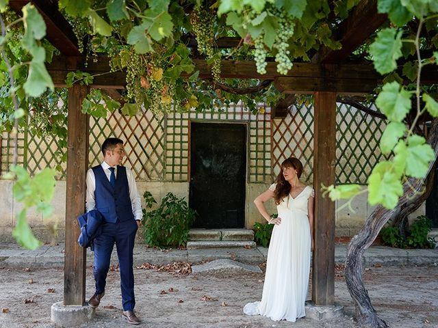 La boda de Daniel y Sandra en Navaluenga, Ávila 210