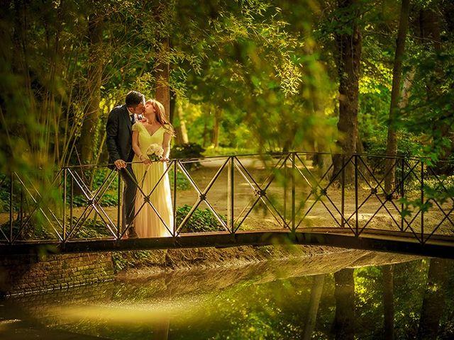 La boda de Daniel y Sandra en Navaluenga, Ávila 220