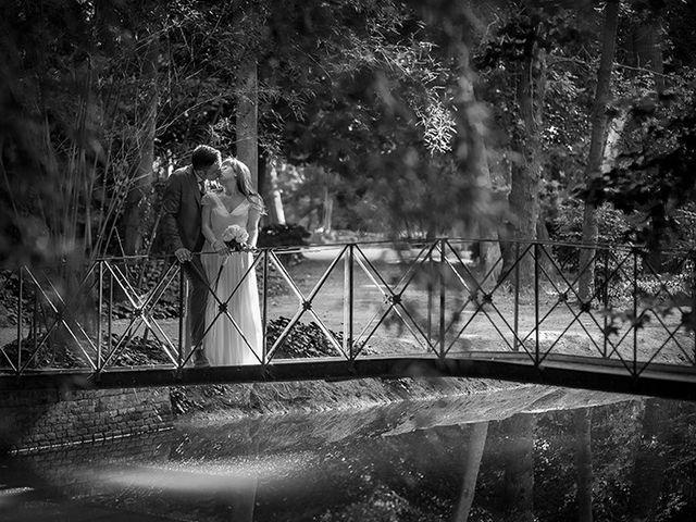 La boda de Daniel y Sandra en Navaluenga, Ávila 221