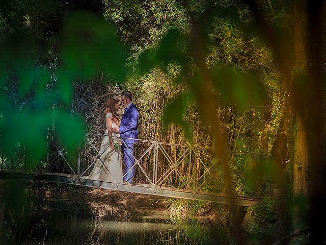 La boda de Daniel y Sandra en Navaluenga, Ávila 230