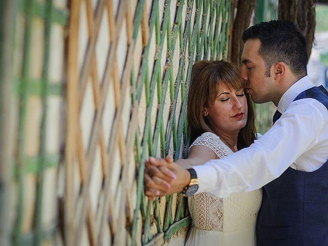 La boda de Daniel y Sandra en Navaluenga, Ávila 242