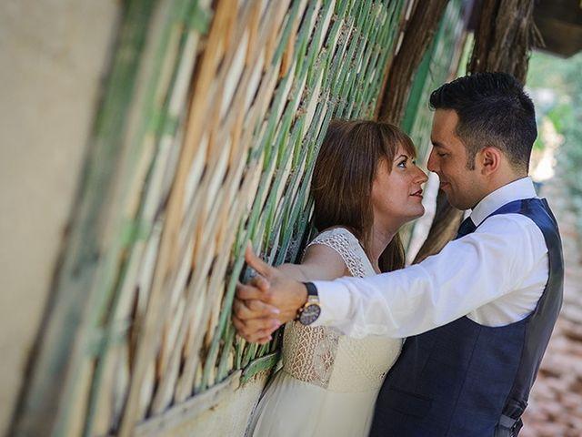 La boda de Daniel y Sandra en Navaluenga, Ávila 243