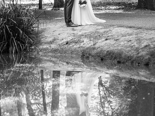 La boda de Daniel y Sandra en Navaluenga, Ávila 253