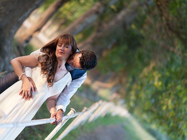 La boda de Daniel y Sandra en Navaluenga, Ávila 257