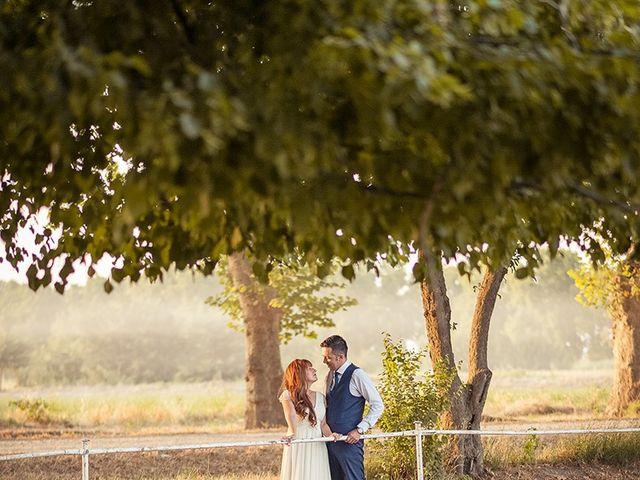 La boda de Daniel y Sandra en Navaluenga, Ávila 263