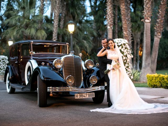 La boda de Teresa y Josep