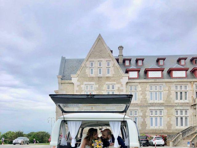 La boda de Andrés y Raquel en Santander, Cantabria 1