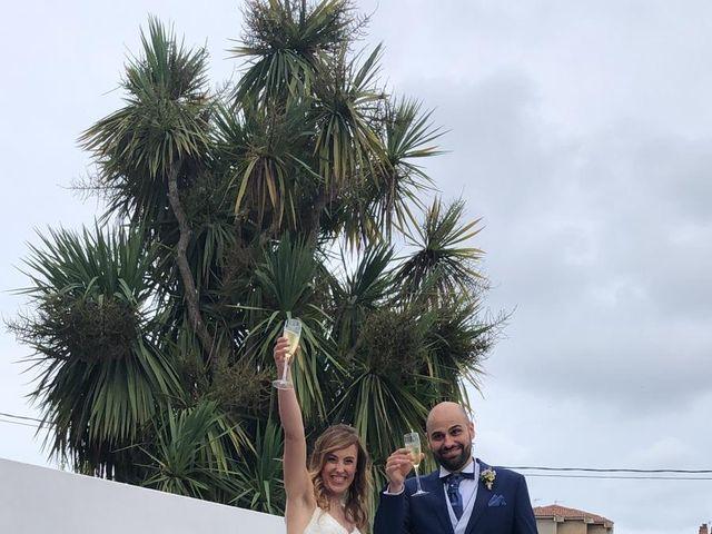 La boda de Andrés y Raquel en Santander, Cantabria 3