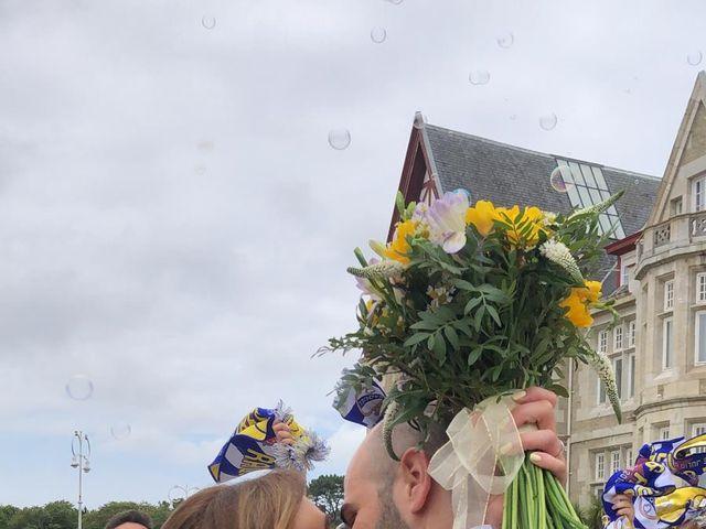 La boda de Andrés y Raquel en Santander, Cantabria 4