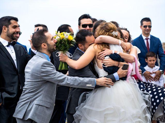 La boda de Andrés y Raquel en Santander, Cantabria 12