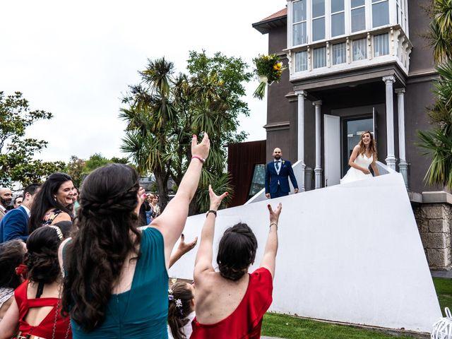 La boda de Andrés y Raquel en Santander, Cantabria 13