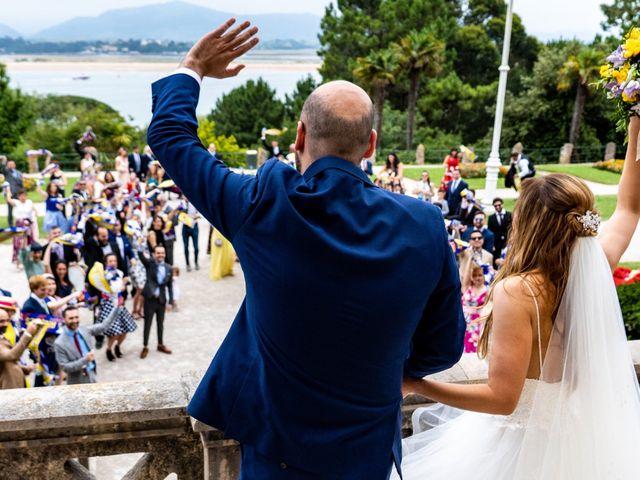 La boda de Andrés y Raquel en Santander, Cantabria 16