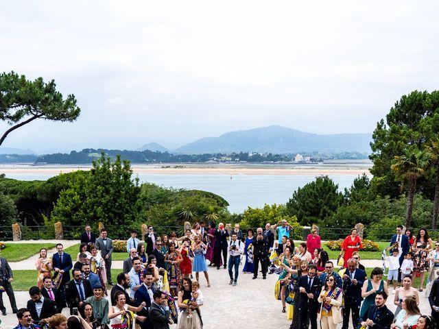La boda de Andrés y Raquel en Santander, Cantabria 17