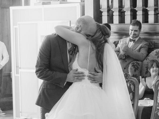 La boda de Andrés y Raquel en Santander, Cantabria 18
