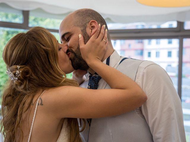 La boda de Andrés y Raquel en Santander, Cantabria 21