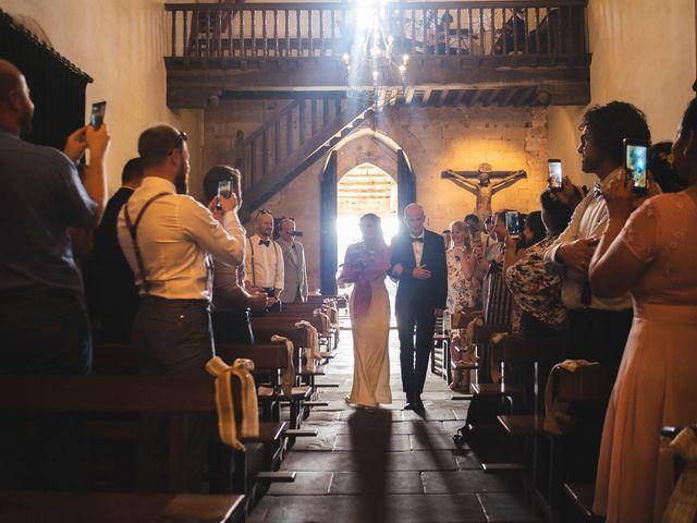 La boda de Luciano y Patricia en Amandi, Lugo 14