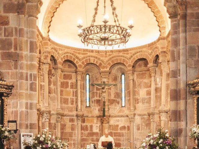 La boda de Luciano y Patricia en Amandi, Lugo 16
