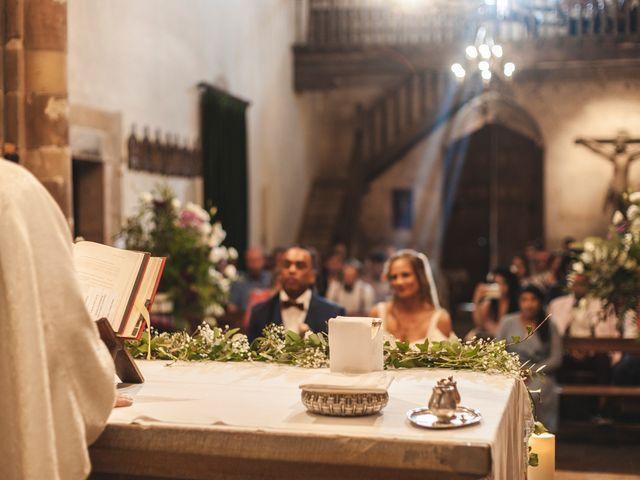 La boda de Luciano y Patricia en Amandi, Lugo 17