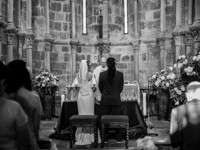 La boda de Luciano y Patricia en Amandi, Lugo 20