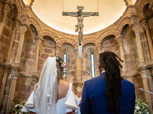 La boda de Luciano y Patricia en Amandi, Lugo 22
