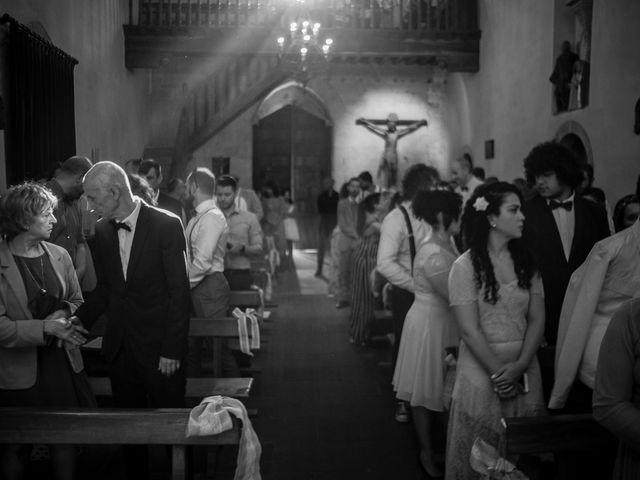 La boda de Luciano y Patricia en Amandi, Lugo 24