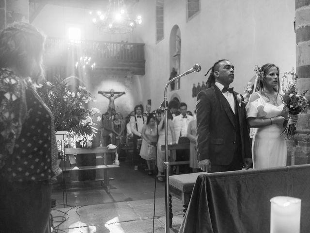 La boda de Luciano y Patricia en Amandi, Lugo 25