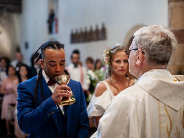 La boda de Luciano y Patricia en Amandi, Lugo 27