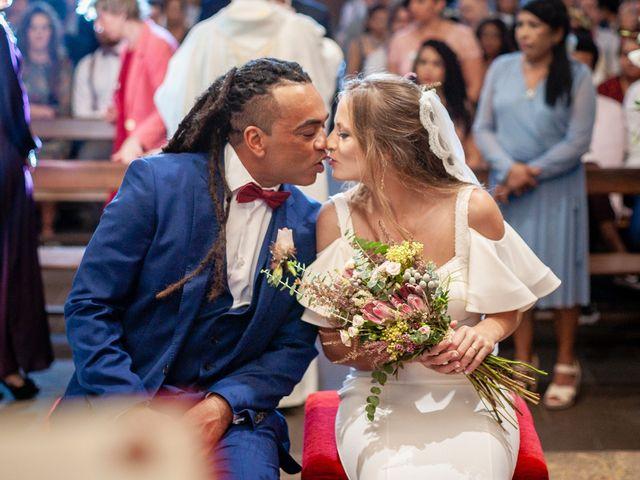 La boda de Luciano y Patricia en Amandi, Lugo 28