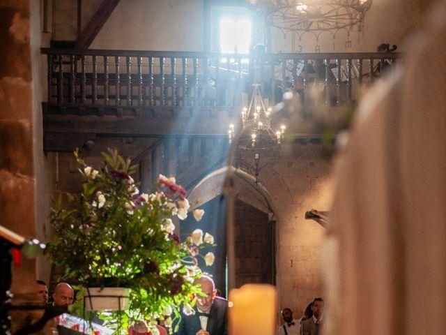 La boda de Luciano y Patricia en Amandi, Lugo 31