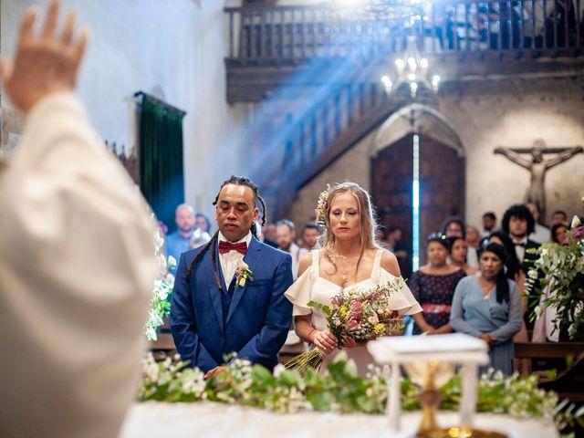 La boda de Luciano y Patricia en Amandi, Lugo 32