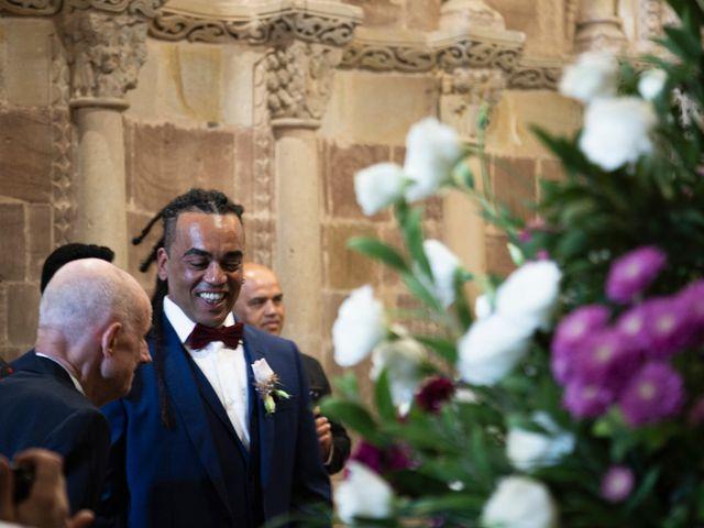 La boda de Luciano y Patricia en Amandi, Lugo 33